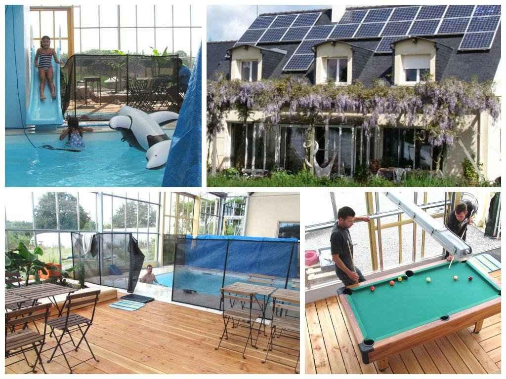 Gite de groupe loire atlantique gite avec piscine en for Gite malaucene avec piscine