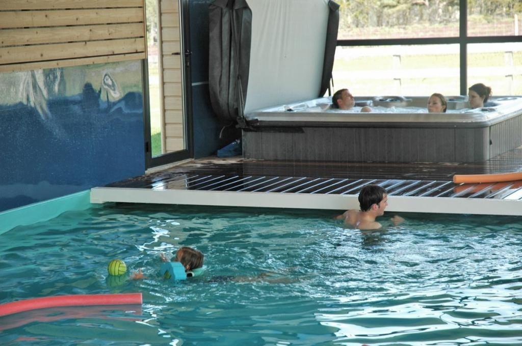 Gite de groupe c te d 39 armor g tes du p cheur for Gite de groupe avec piscine couverte