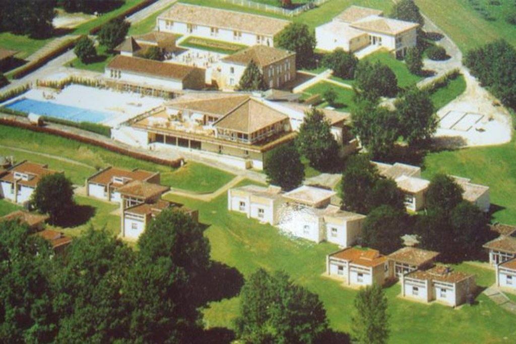 Gite de groupe domaine résidentiel de Mazières