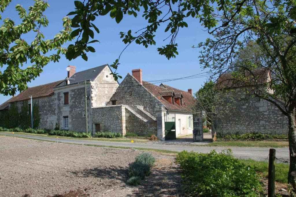 Gite De Groupe Indre Et Loire  Clos Des Maonnires